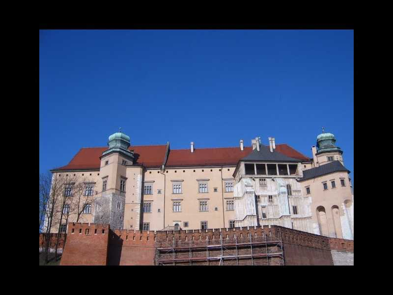 Cracow Pictures Wawel Castle Royal Castle Tapestries