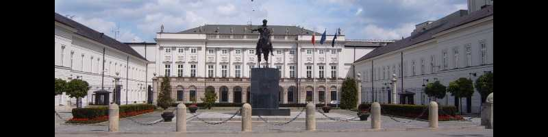 Warsaw  (capital, palace of culture, Chopin)