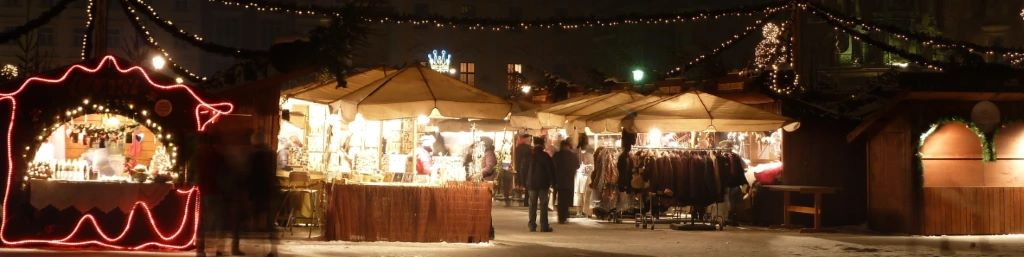 Cracow Christmas market